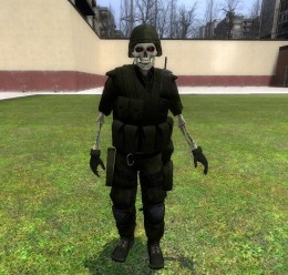 Skeletonarmy Skin For Garry's Mod Image 1
