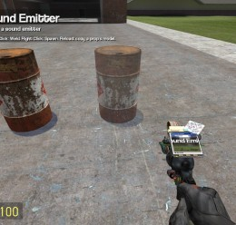 Sound Emitter STool V3.0 For Garry's Mod Image 3