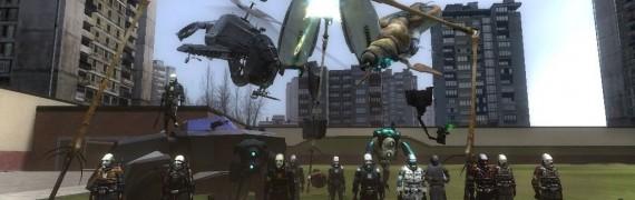 Stormerz combine NPC pack
