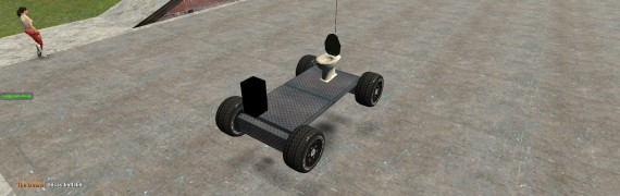 E2 Toilet Car