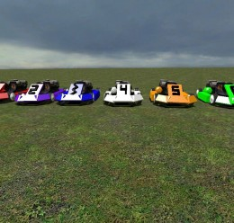 Go-Karts V3.0 For Garry's Mod Image 1