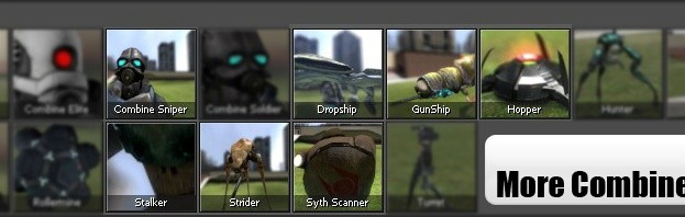 More Combine (NPC additon...) For Garry's Mod Image 1