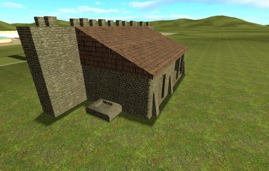 medieval_stable_model For Garry's Mod Image 1