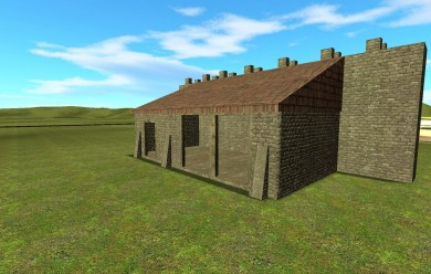 medieval_stable_model For Garry's Mod Image 2