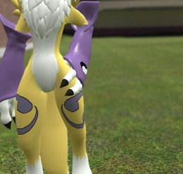 Renamon HD For Garry's Mod Image 1
