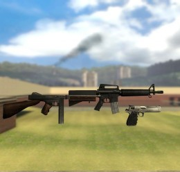 Realistic Weapons Pack V2! For Garry's Mod Image 1