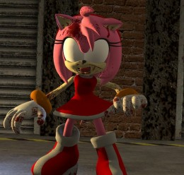 zombie amy For Garry's Mod Image 1