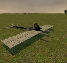Band-Aid's-GCombat Plane.zip For Garry's Mod Image 1