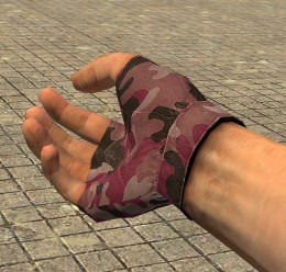 8 CS:S Camo Hands For Garry's Mod Image 2