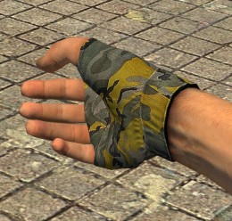 8 CS:S Camo Hands For Garry's Mod Image 3
