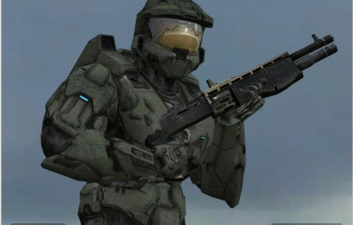 Halo Master Chief NPC For Garry's Mod Image 1