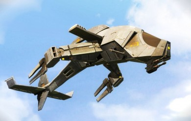 Mass Effect 2 Vehicles For Garry's Mod Image 1