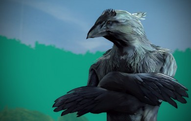 Raven Warrior (Guild Wars 2) For Garry's Mod Image 1