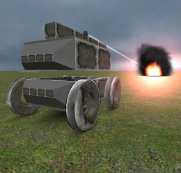 mini_tank_final.zip For Garry's Mod Image 3