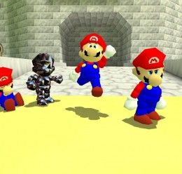Super Mario 64 Update For Garry's Mod Image 1