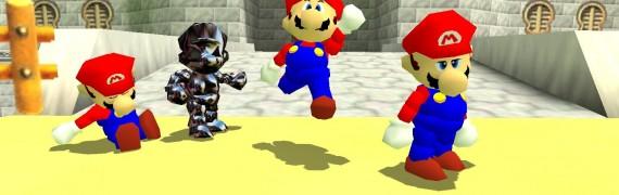 Super Mario 64 Update