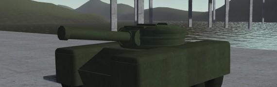 Karbine's Type 91 Medium tank