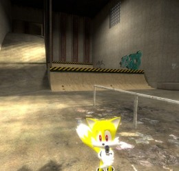 super_tails,amy_knuckles_playe For Garry's Mod Image 1