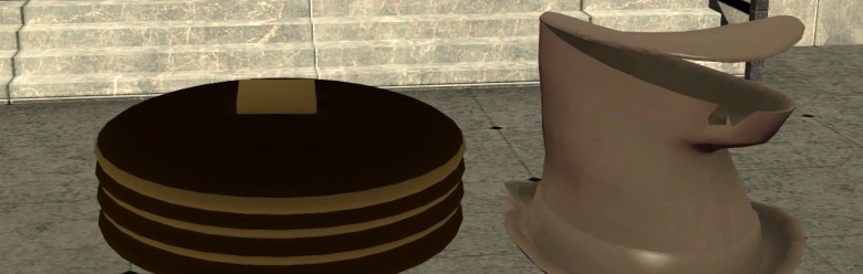 tf2_pancake_scout_hat_hexed.zi For Garry's Mod Image 1