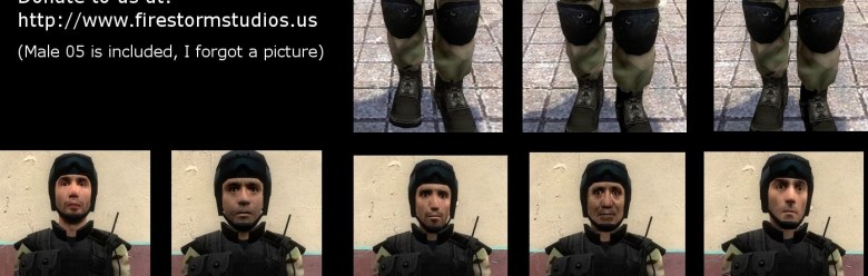 Delta Force Players For Garry's Mod Image 1