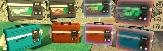 TF2 Money Filled Briefcase