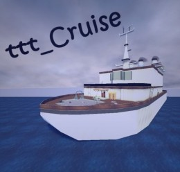 TTT_Cruise For Garry's Mod Image 1