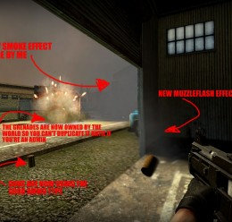 CSS Realistic Weapons For Garry's Mod Image 2