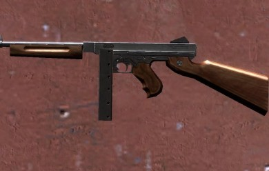 Piratecats Thompson m1a1 For Garry's Mod Image 2