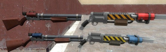 TF2 Spark Shot