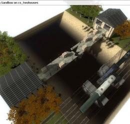 cs_twohouses.zip For Garry's Mod Image 3