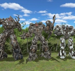 Transformers 3 Ragdoll pack For Garry's Mod Image 2