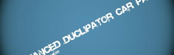 "Advanced Duplicator ""Car Pack"""