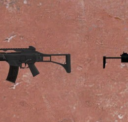 H&K Weapons Pack Part 1 For Garry's Mod Image 1