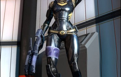 Mass Effect 3 Quarians For Garry's Mod Image 2