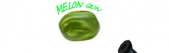 Cool melon gun!!!