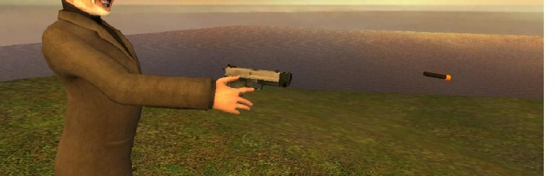 Piratecats NERF GUN!!!! For Garry's Mod Image 1