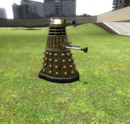 dalek_npc_v2.zip For Garry's Mod Image 2