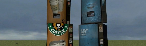 HL2 coffee vending machine ski