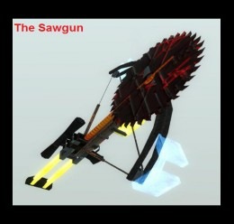 The Sawgun For Garry's Mod Image 1