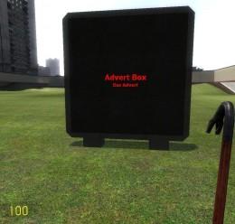 advert_box.zip For Garry's Mod Image 1