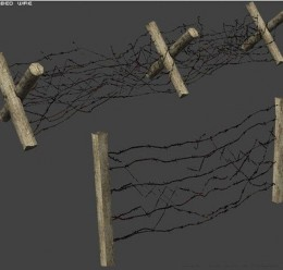 barbedwire_v1.zip For Garry's Mod Image 1
