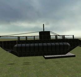 submarine.zip For Garry's Mod Image 1