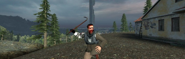 Weird Playermodel For Garry's Mod Image 1