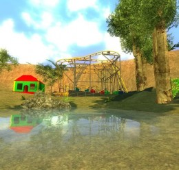 gm_themepark.zip For Garry's Mod Image 1