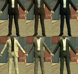 Suit wearing citizens For Garry's Mod Image 3