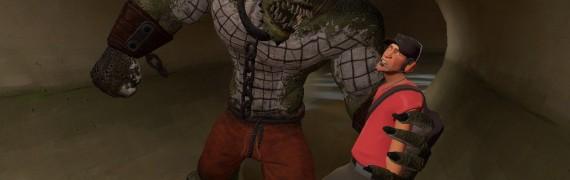 Arkham Asylum: Killer Croc