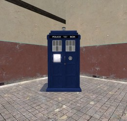 2010 TARDIS v1.5 For Garry's Mod Image 1