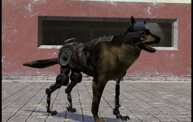 newvegas_rex.zip For Garry's Mod Image 1