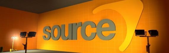 Source Engine 3D logo