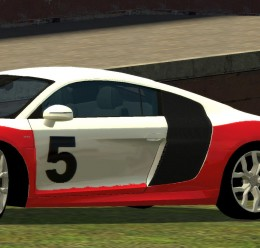 audi_r8_skin.zip For Garry's Mod Image 2